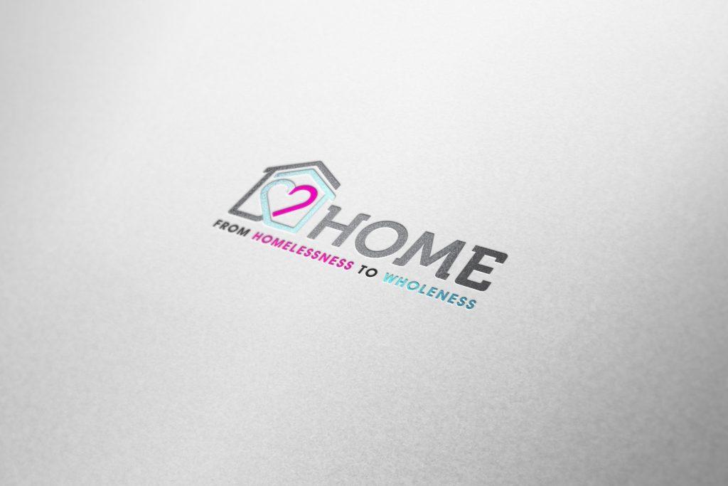 h o m e branding logo design dezignstar